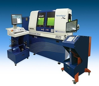 Precitech Introduces Nanoform® Xtc to Diamond Turn Tungsten Carbide And Other Hard-to-Machine Materials with Laser-Assisted Machining