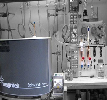 The Ley Group at Cambridge Uses the Magritek Spinsolve Benchtop NMR System as an Integrated Part of their Flow Chemistry and Organic Synthesis Research