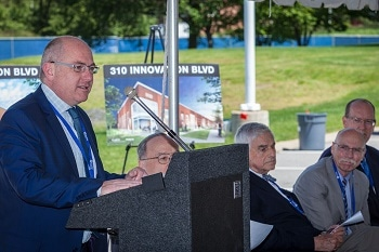Groundbreaking Developments at Penn State as Work Underway on Carbon Science Centre of Excellence