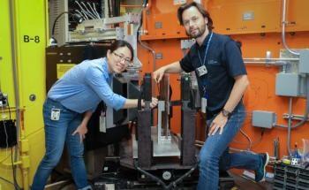Neutrons Enhance Integrity of Weld in Underwater Wind Turbine Foundations
