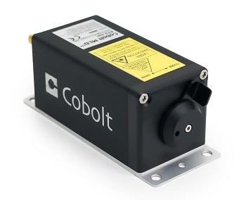 More power in the Cobolt 06-01 series of modulated cw lasers!