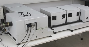 The FluoTime 300 Spectrometer is now available with double monochromators in excitation and emission