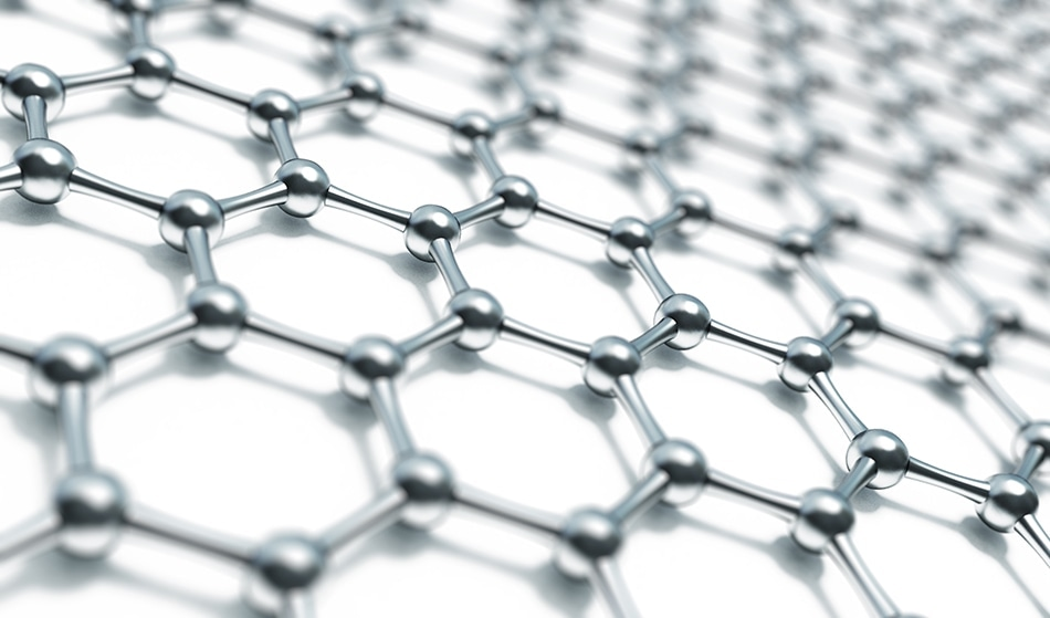 Graphene used in Radiation Detection Device