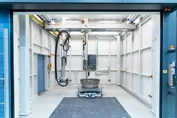 VisiConsult Digitizes X-Ray Inspection at a Leading Aerospace Maintenance Company with Automated System