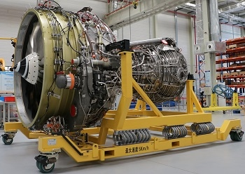 Ceramic cores from Morgan create hollow turbine blades for China's first jet engine