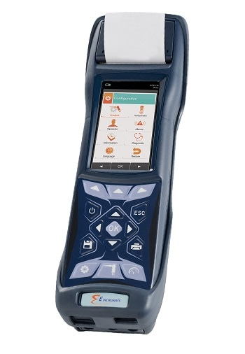 NEW E4500 The IDEAL Low NOx Industrial  Emissions Analyzer