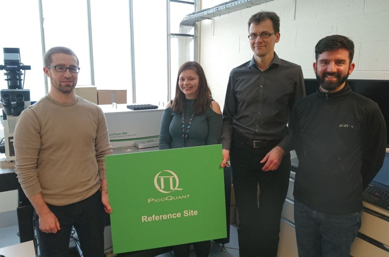 New microscope installed at the University of Leeds