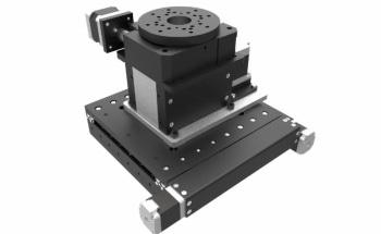 Combination XY-Lift-Theta Automation Stage