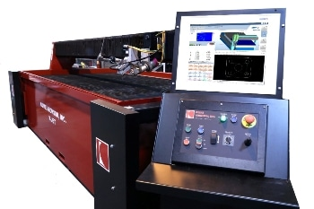 Koike Aronson and Num Partner to Produce Precision 5-Axis Bevel Head for Acclaimed K-Jet Waterjet Cutting System