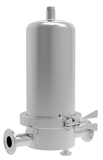 Hygienic Housing for Critical Aseptic Liquid Filtration Applications