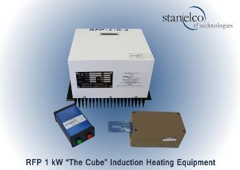 """RFP 1 kW """"The Cube"""" Induction Heating Equipment"""