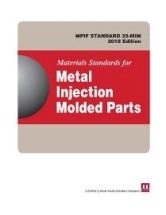 New MPIF Standard 35—Metal Injection Molding Materials Standards Released