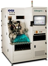 ESI's New Allegro LC Extends High-Volume Test Capability  to Larger MLCCs