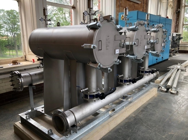 Skid Mounted Filtration Solutions for Water Treatment