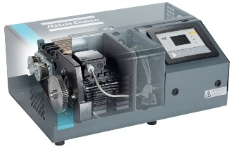 Atlas Copco Launches a Clean, Clever and Compact Dry Screw Vacuum Pump