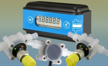 Flexible Flowmeter / Display Unit Combination