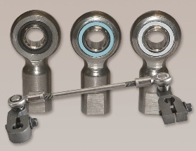 New High-Temperature Rod Ends/Linkages from Cablecraft