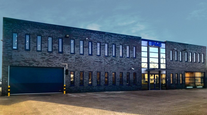 PAC Rotterdam (NL) Moved To A Brand-New Facility
