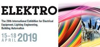 CIRCUTOR Will Participate in the ELEKTRO 2019 Exhibition