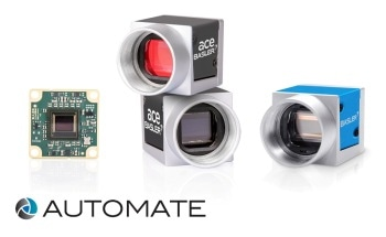 Basler Exhibits at the Automate Show 2019