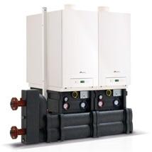 Bosch Enhances Popular GB162 Light Commercial Boiler
