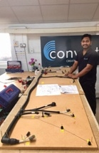 Convert's Cable Assemblies Used by MIT to Power Engines on Life Support Vessels