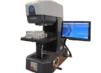 New Wilson Universal Hardness Tester by Buehler Equipped with DiaMet Software, Ideal for Large Samples