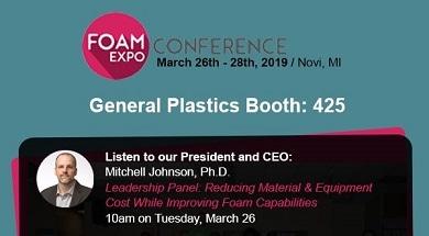 General Plastics President/CEO to Speak on Leadership Panel