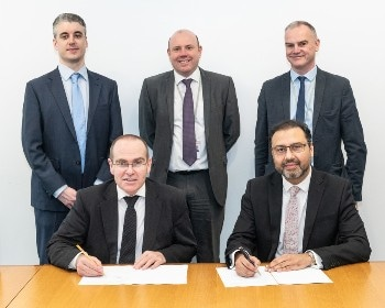BAE Systems and The Welding Institute (TWI) have Signed an Agreement Designed to Drive Innovation, Skills and Training Across UK Industry