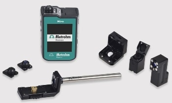 Metrohm Introduces Handheld Raman Solution for the Pharmaceutical Industry