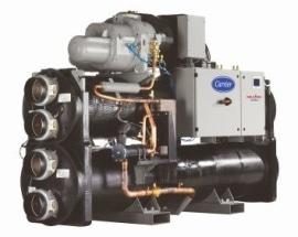 The New Carrier AquaForce® PUREtec™ Range of High-Temperature Heat Pumps