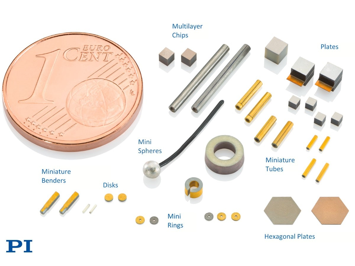 Miniature Piezo Components for Medical Device Manufacturing