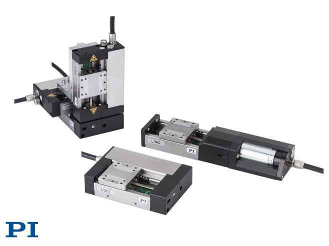Miniature Linear Translation Stages come in X, XY, and XYZ Configurations
