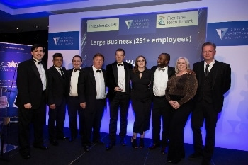 Double Masters Awards for 'Large' Metal Recycling 'Family' Business