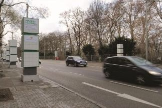 MANN+HUMMEL Filter Cubes at the Neckartor Traffic Junction in Stuttgart Now Also Reduce Concentration of Nitrogen Dioxide