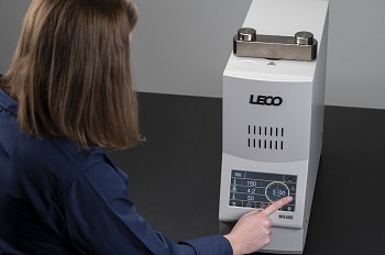 The MX400 - LECO's Next Generation of Mounting Press