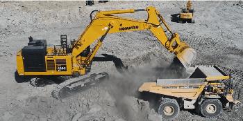 Komatsu America Corp. Introduces the New PC1250SP-11 and PC1250LC-11 Hydraulic Excavators
