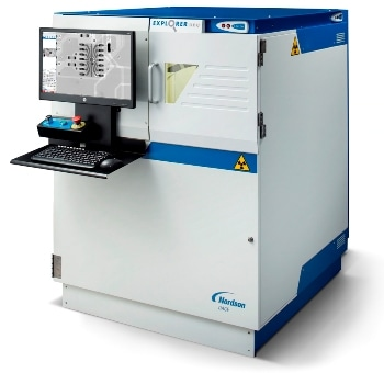 Prove Your Quality with the New Nordson DAGE Explorer™ One Compact X-Ray Inspection System