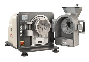 Premium Disk Mill for Sample Preparation for Efficient Fine Grinding Down to 50 µm!