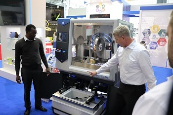 Buehler Launches the AbrasiMet XL Pro™ Cutting Machine at Control 2019