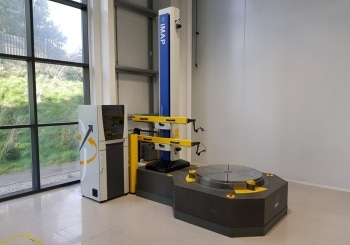 World Class MRO Facility Install First RPI Turbine Rotor Assemble Systems