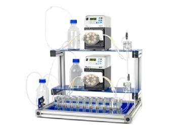 Fast High Throughput Protein Purification