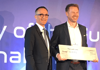 Cevotec's Fiber Patch Placement Wins Industry of the Future Award