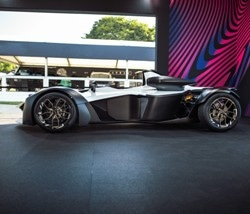 DSM and Briggs Automotive Company Announce Collaboration on New Mono R Supercar