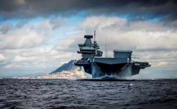 Sherwin-Williams Steps in With Corrosion Protection Coatings for Royal Navy's Largest-Ever Warships