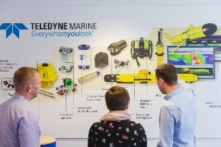 Meet Teledyne Marine in Aberdeen - Tuesday 3rd September 2019