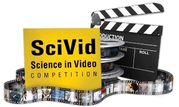 Science in Video (SciVid) Competition for 2019 Announced