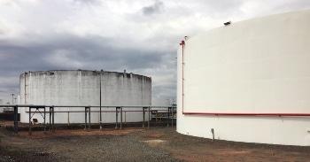 Mildew Resistant Coating Keeps Storage Tanks Looking Better Longer