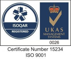 Henniker Achieves ISO 9001:2015 Certification