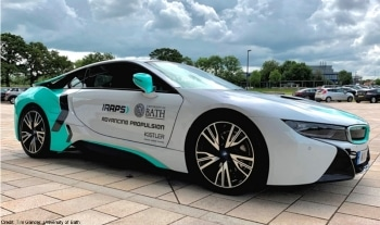 University of Bath and Kistler Cooperate in Complex Powertrain Analysis